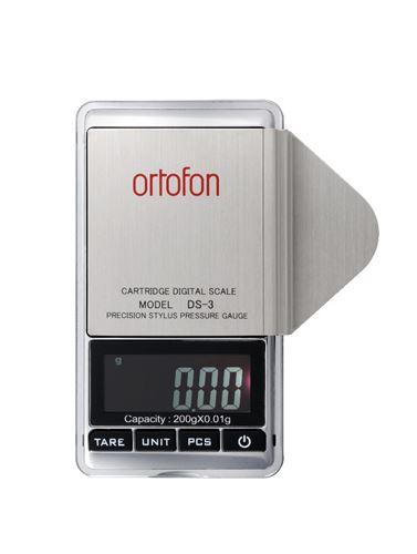 DS-3 stylus pressure gauge