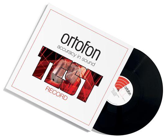 Ortofon Test Record