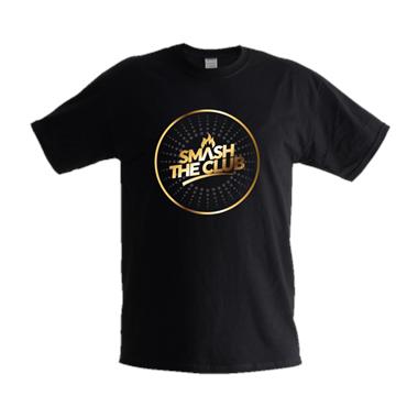 T shirt CLUB, size Medium