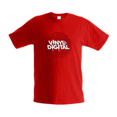 T shirt DIGITAL, size Medium