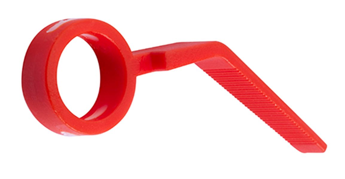 Fingergrip Red