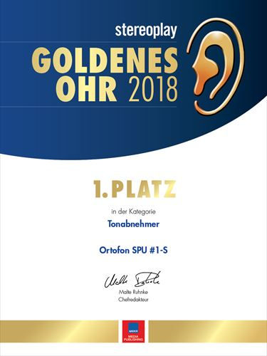 SPU 1S_Goldenes Ohr award 20018 stereoplay.jpg