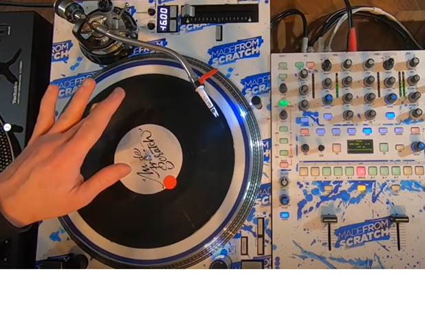 Ortofon teamed up with DJ ND to produce series of Scratch tutorials