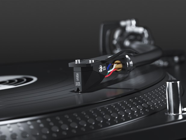 Ortofon new Exclusive 2M Black LVB 250